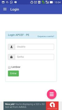 APCEF - PE screenshot 2