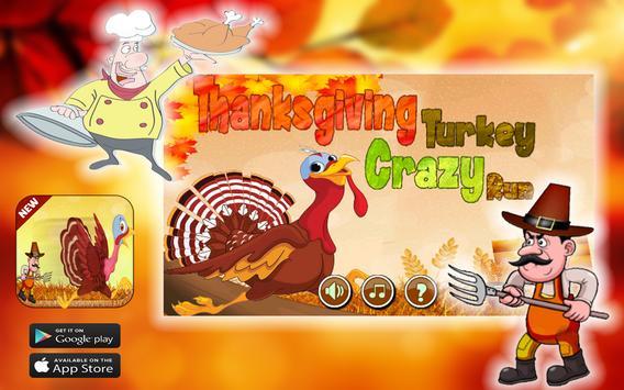 Thanksgiving Turkey Crazy Run screenshot 5