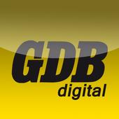 GdB digital icon