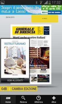 GdB digital poster