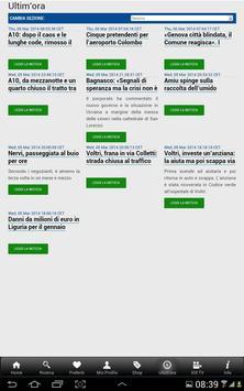 Il Secolo XIX Edicola Digitale apk screenshot