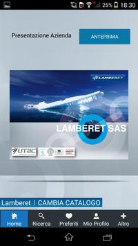 Lamberet Catalogue poster