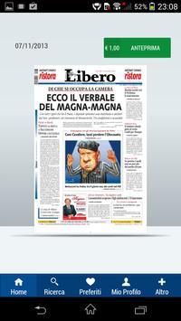 Libero Edicola Digitale poster