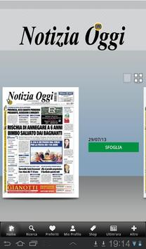 Notizia Oggi poster