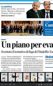 La Provincia di Varese apk screenshot