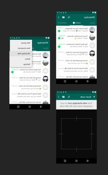 Guía WhatsApp para tablet apk screenshot