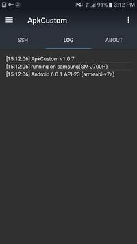 ApkCustom APK-screenhot