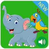 Animal sounds & Funny sounds icon