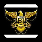 Matel 81 aplikasi mata elang icon