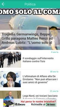 LiberoQuotidiano.it apk screenshot