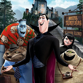 Hotel Transylvania 3 Summer Vacation Wallpapers icon
