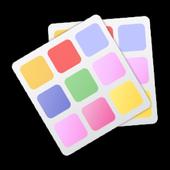 Color Mesh icon