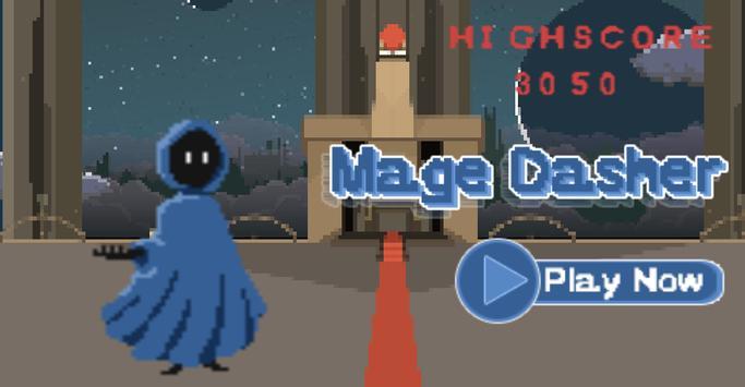 Pixel Mage Dasher apk screenshot