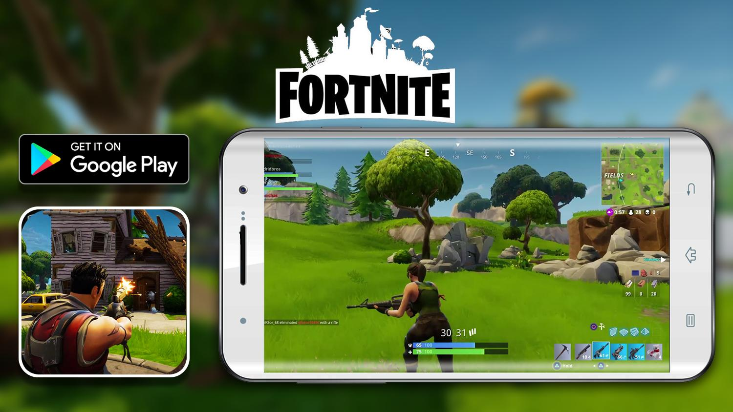 Fortnite Mobile| for Android - APK Download