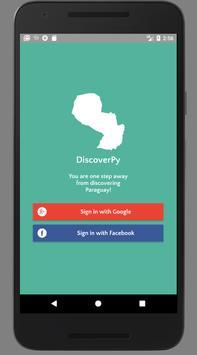 DiscoverPy screenshot 1