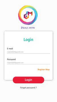 Deals Myn - coupon App screenshot 1