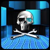 Blue Tech Fusion icon