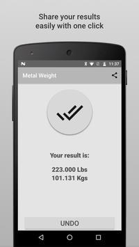 Metal Weight screenshot 2