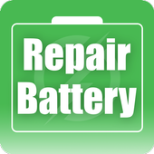 Repair Battery - Extend Battery Lifetime icon