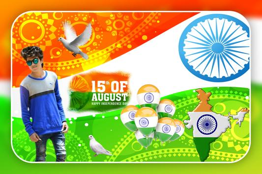 Independence Day Photo Editor 2018 screenshot 12