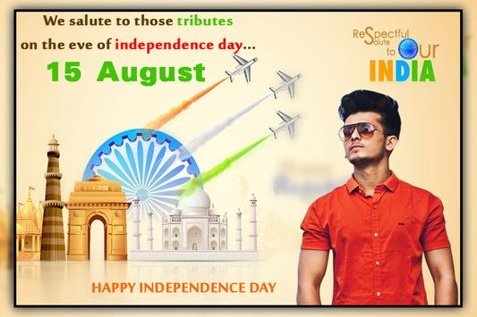 Independence Day Photo Editor 2018 screenshot 21