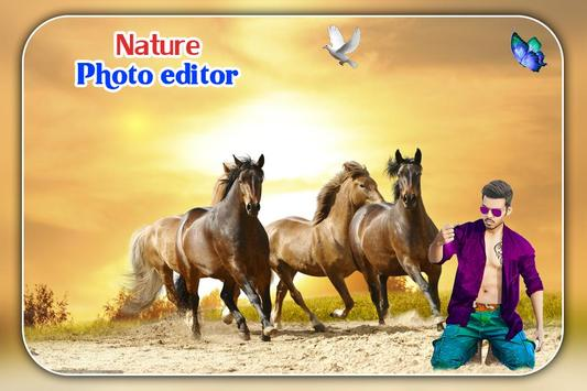 Nature Photo Editor 2018 screenshot 4