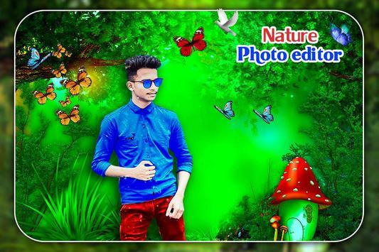 Nature Photo Editor 2018 screenshot 5