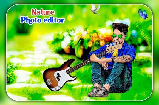 Nature Photo Editor 2018 screenshot 2