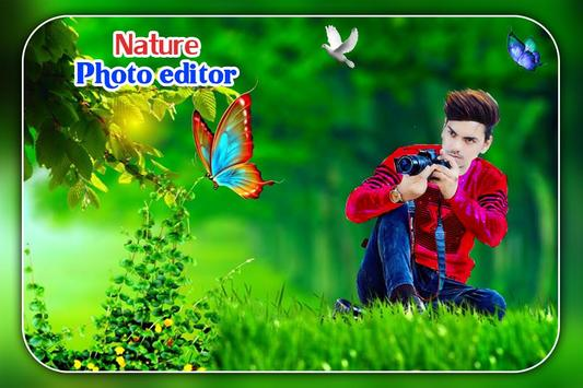 Nature Photo Editor 2018 screenshot 3