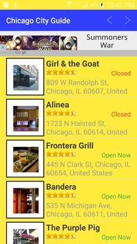 Chicago - Best of the City apk screenshot