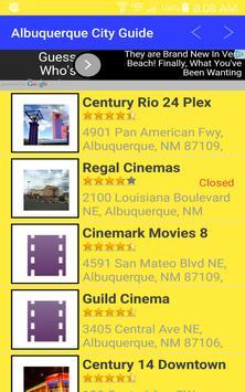 Finding Fun in Albuquerque NM apk screenshot