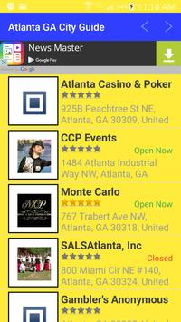 Atlanta - Guide to the City apk screenshot