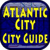 Atlantic City New Jersey icon