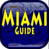 Miami Florida City Guide icon