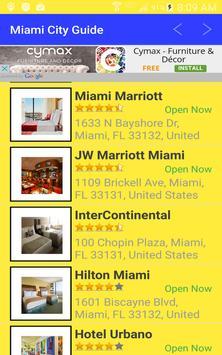 Miami Florida City Guide apk screenshot