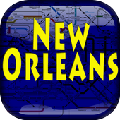New Orleans Attractions Guide icon
