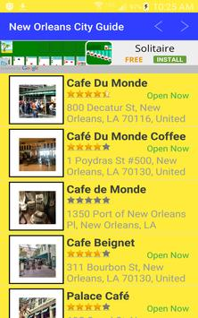 New Orleans Attractions Guide apk screenshot