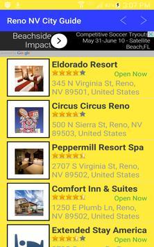 Reno Nevada Fun Things To Do apk screenshot