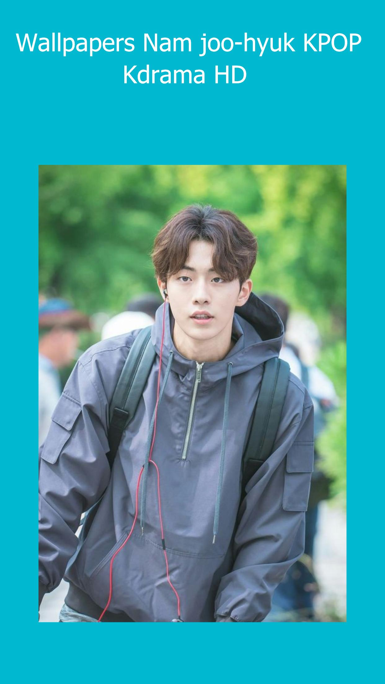 Nam Joo Hyuk Wallpapers Kdrama For Android Apk Download