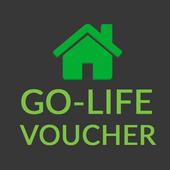 GO-LIFE Voucher icon