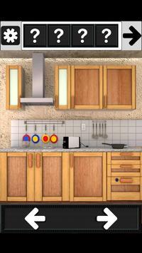 脱出ゲーム キッチンの謎 screenshot 2