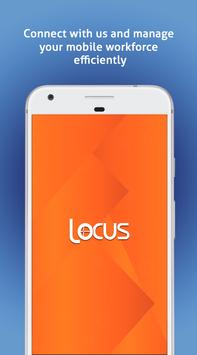 Locus poster