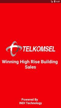 Sales Telkomsel poster
