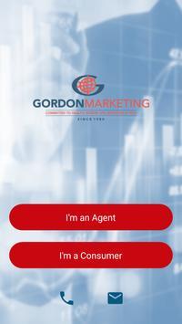 Gordon Marketing Life Insurance Quoting poster