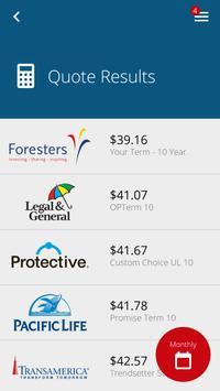Gordon Marketing Life Insurance Quoting screenshot 3