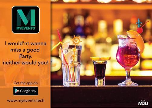 MyEvents App screenshot 11