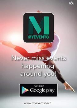 MyEvents App screenshot 3