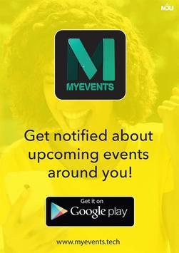 MyEvents App screenshot 4