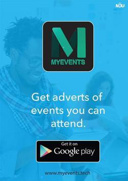 MyEvents App screenshot 5