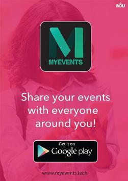 MyEvents App screenshot 6